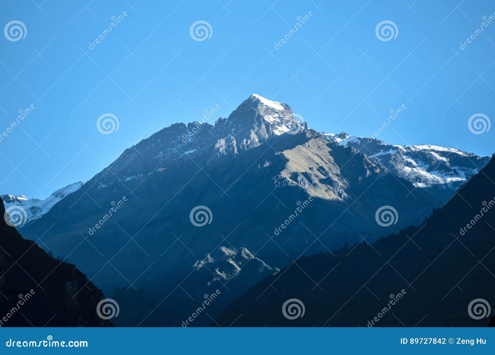 Schöne Berge