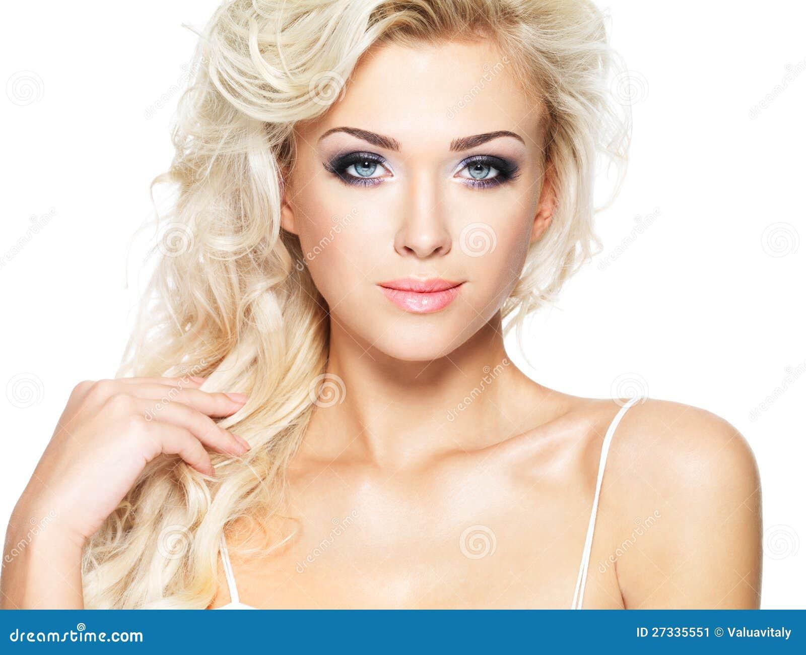 schöne blonde haare