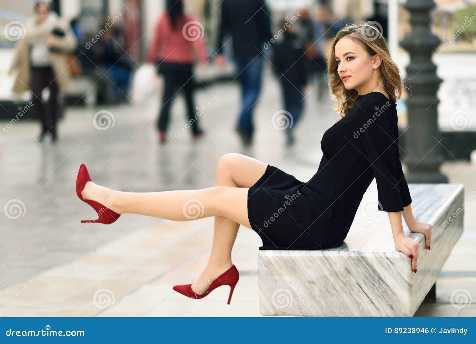 Sexy Russisch Mädchen Blondine