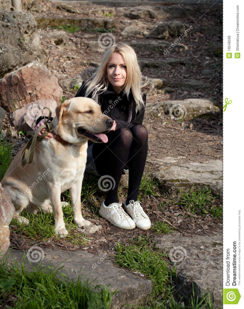 Single frauen mit hund