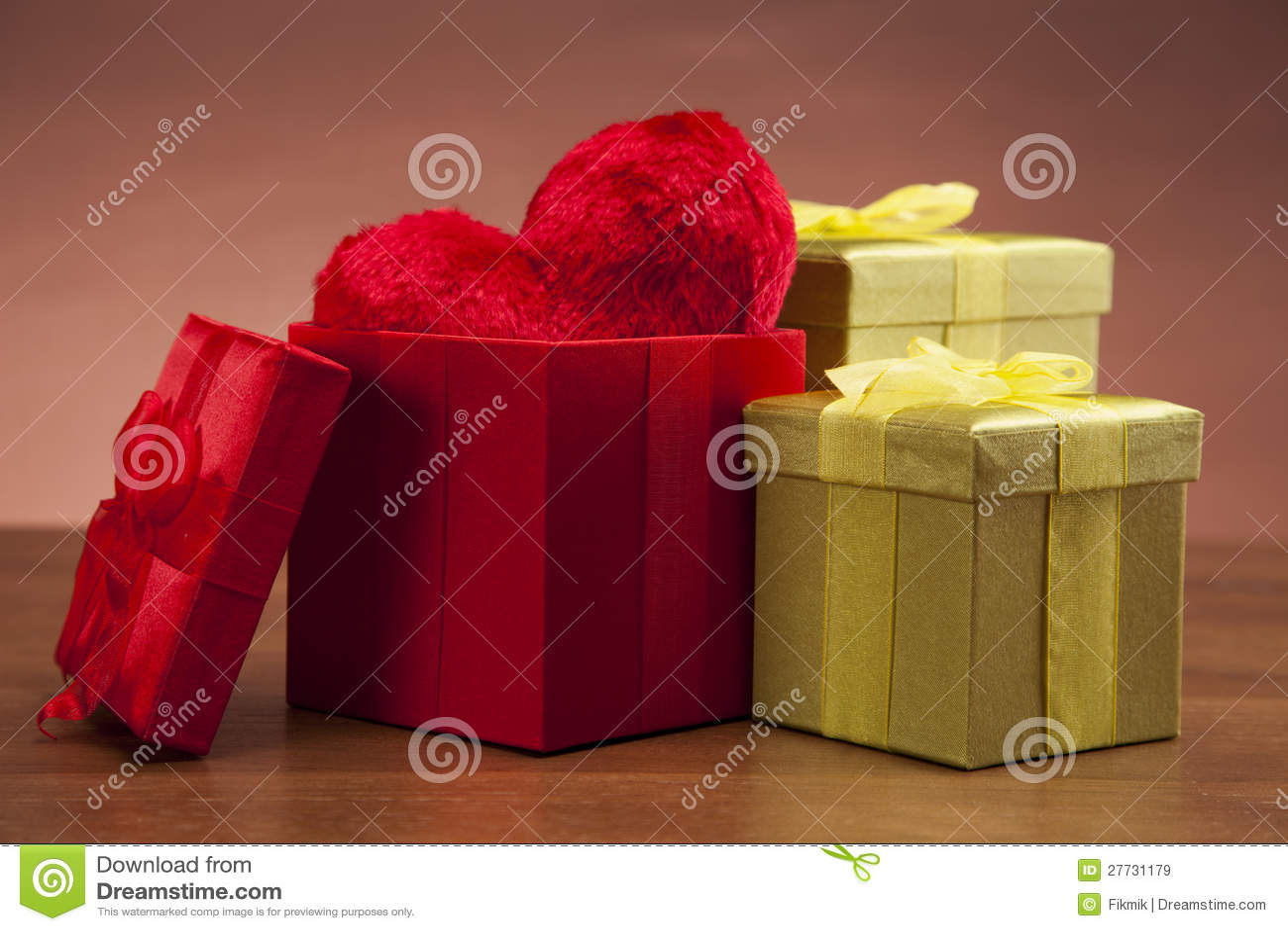 Schöne Geschenke und Inneres!