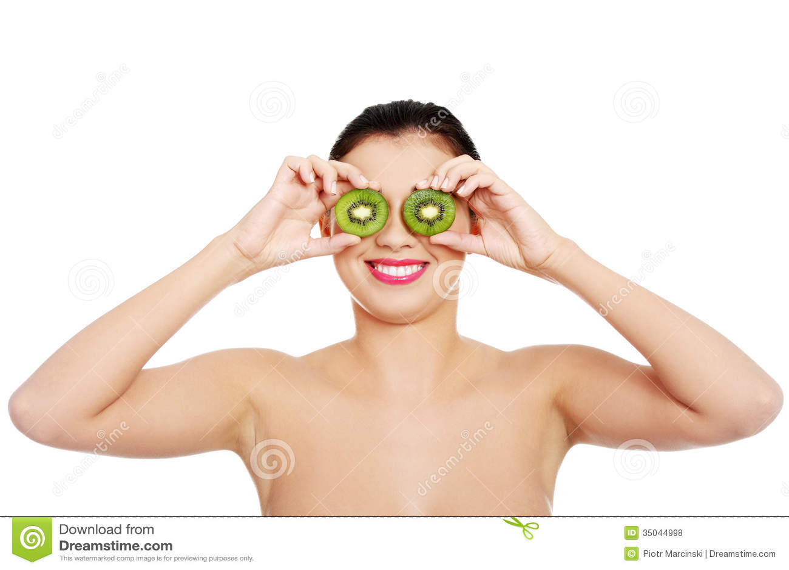 Kiwi Mädchen nackt pic
