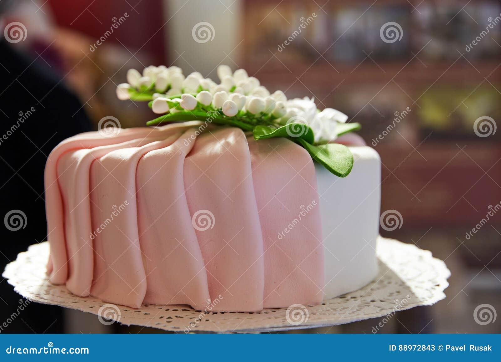 Schone Und Kostliche Kuchen Und Kuchen Stockbild Bild Von