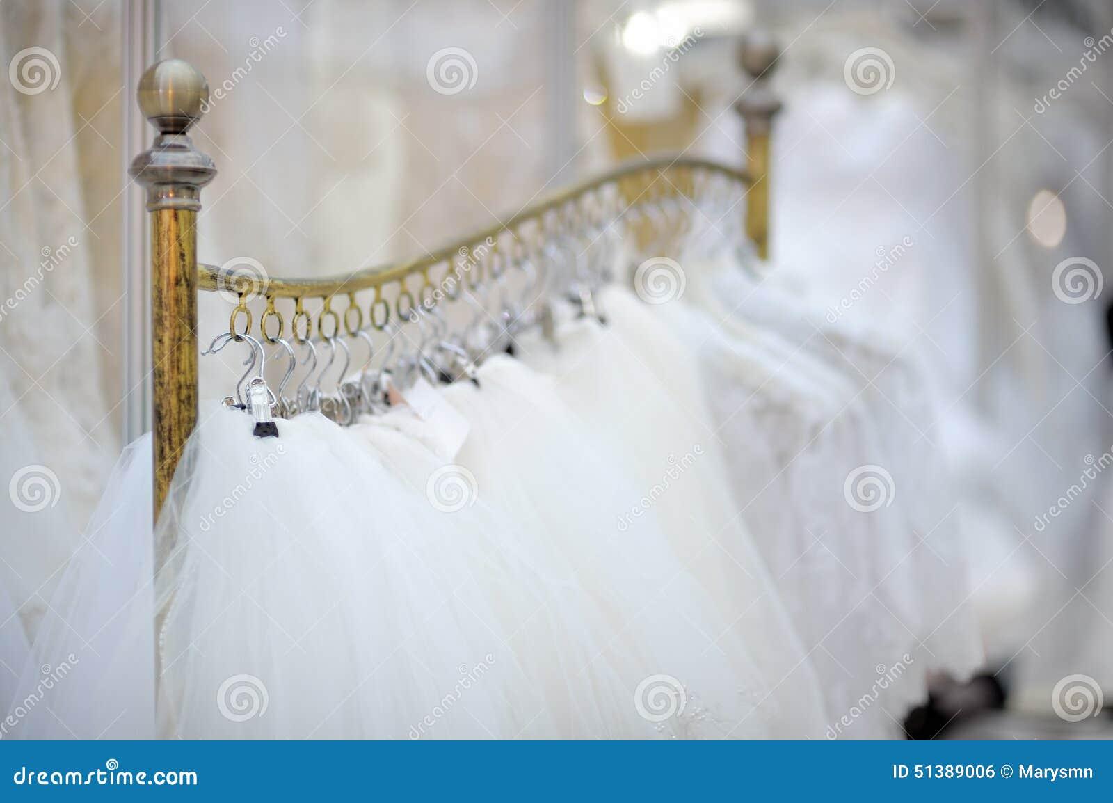 Schöner Brautschleier Auf Einem Aufhänger Stockfoto - Bild von schön ...