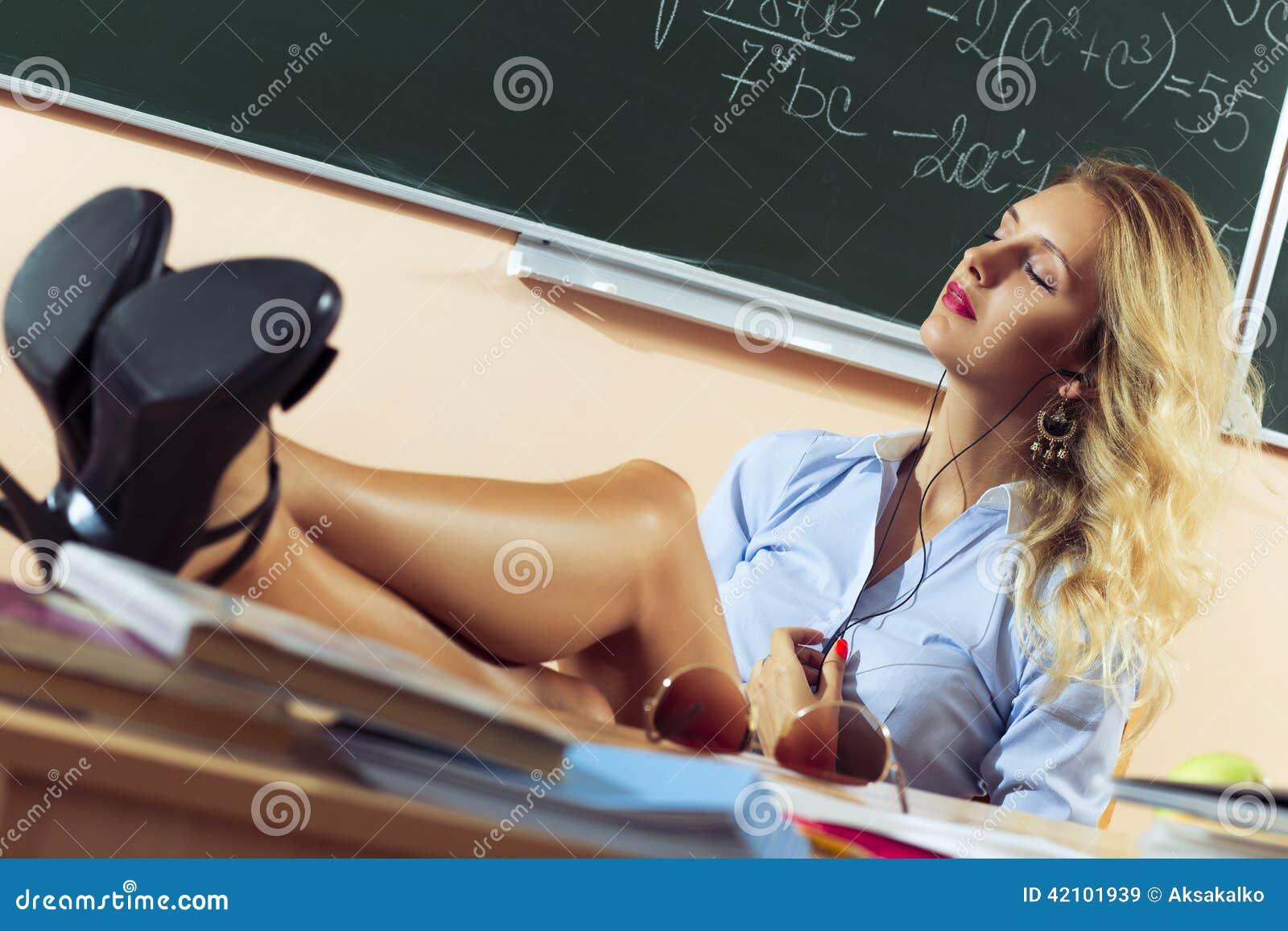 Sexy Lehrer
