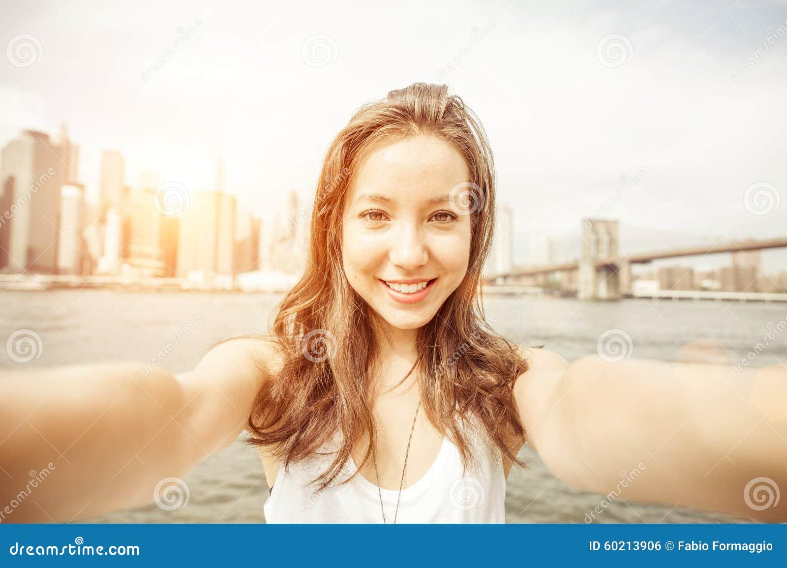 heißes Mädchen Modellbild