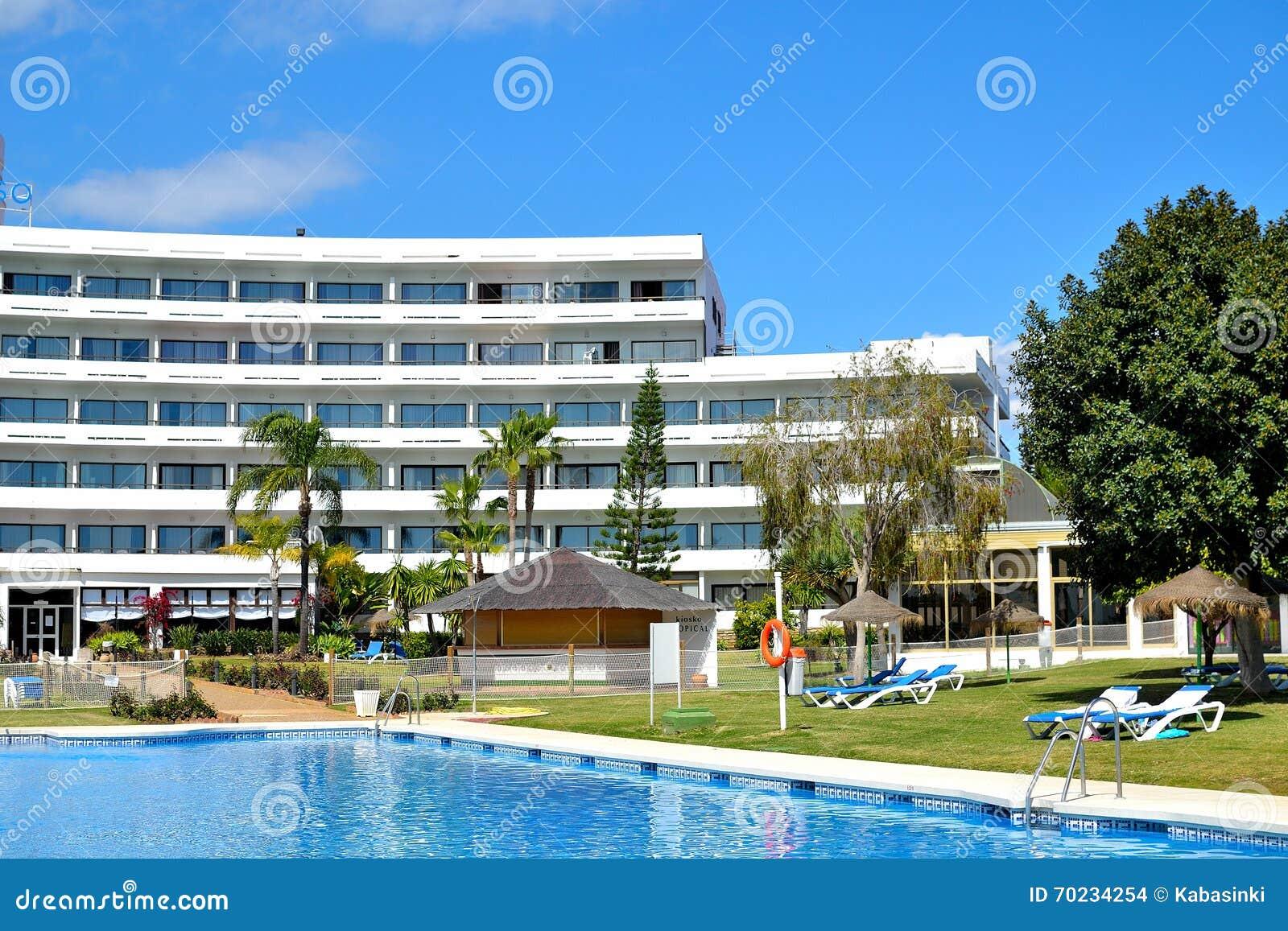 Schones Hotel Trh Paraiso In Estepona Costa Del Sol Spanien