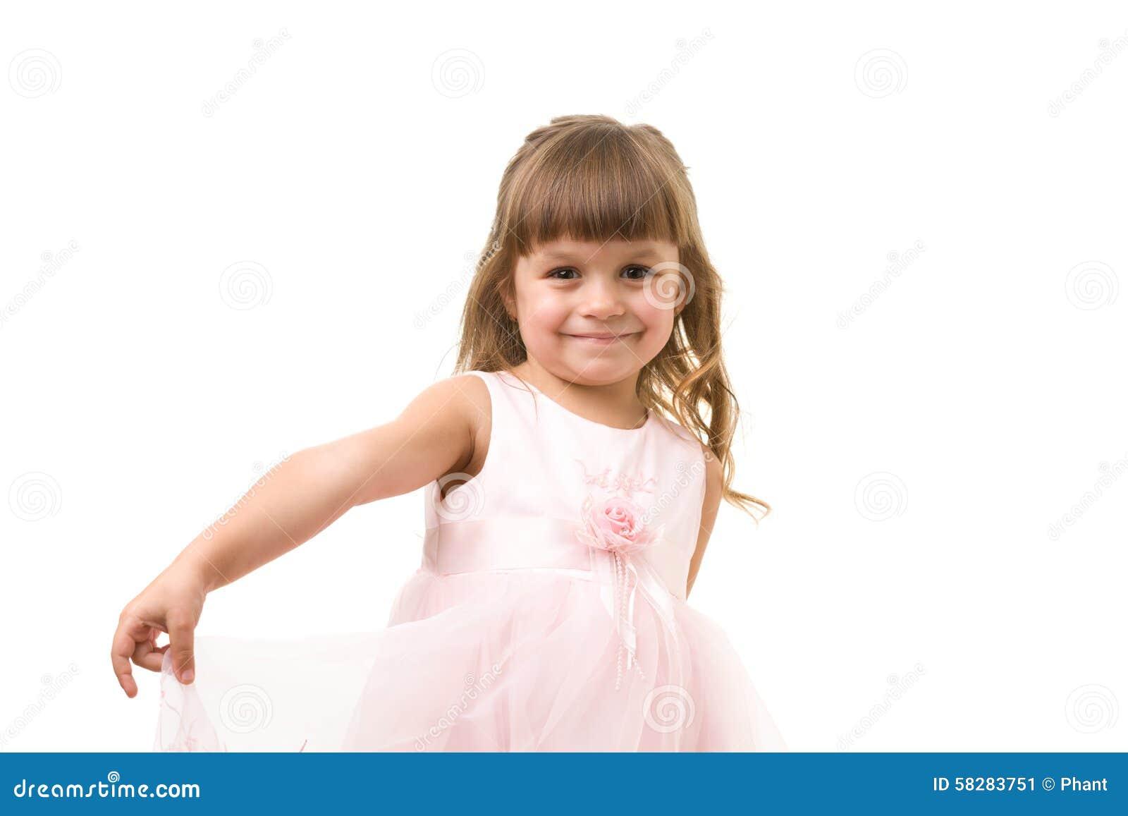 Schönes junges Mädchen