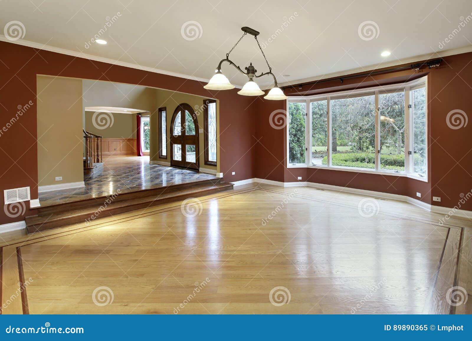 Schönes Wohnzimmer stockbild. Bild von haus, wohnsitz - 89890365