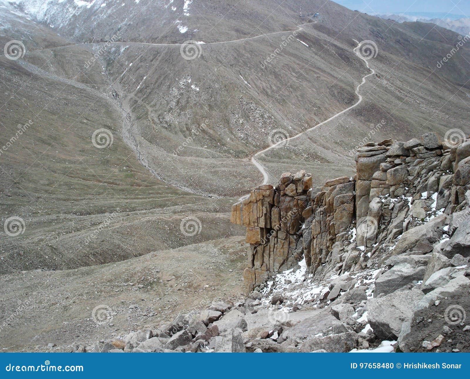 Schönheit von Ladakh