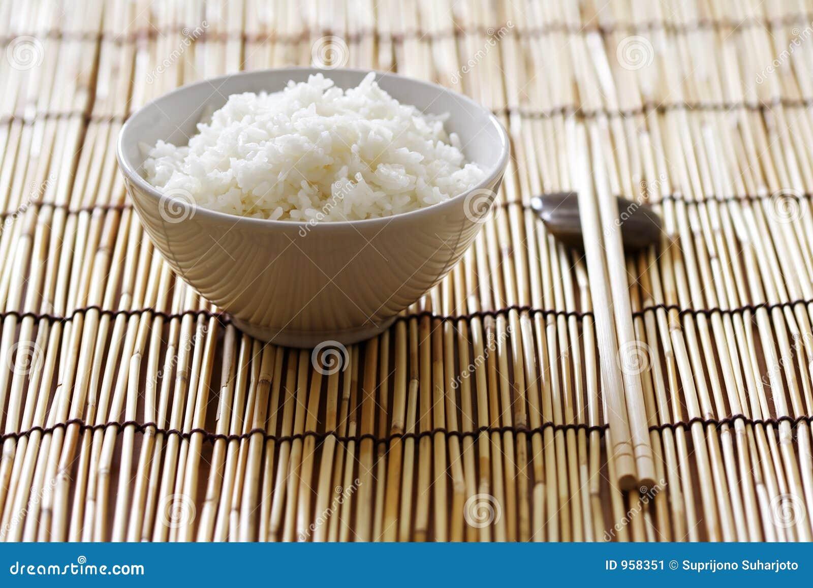Schüssel Reis