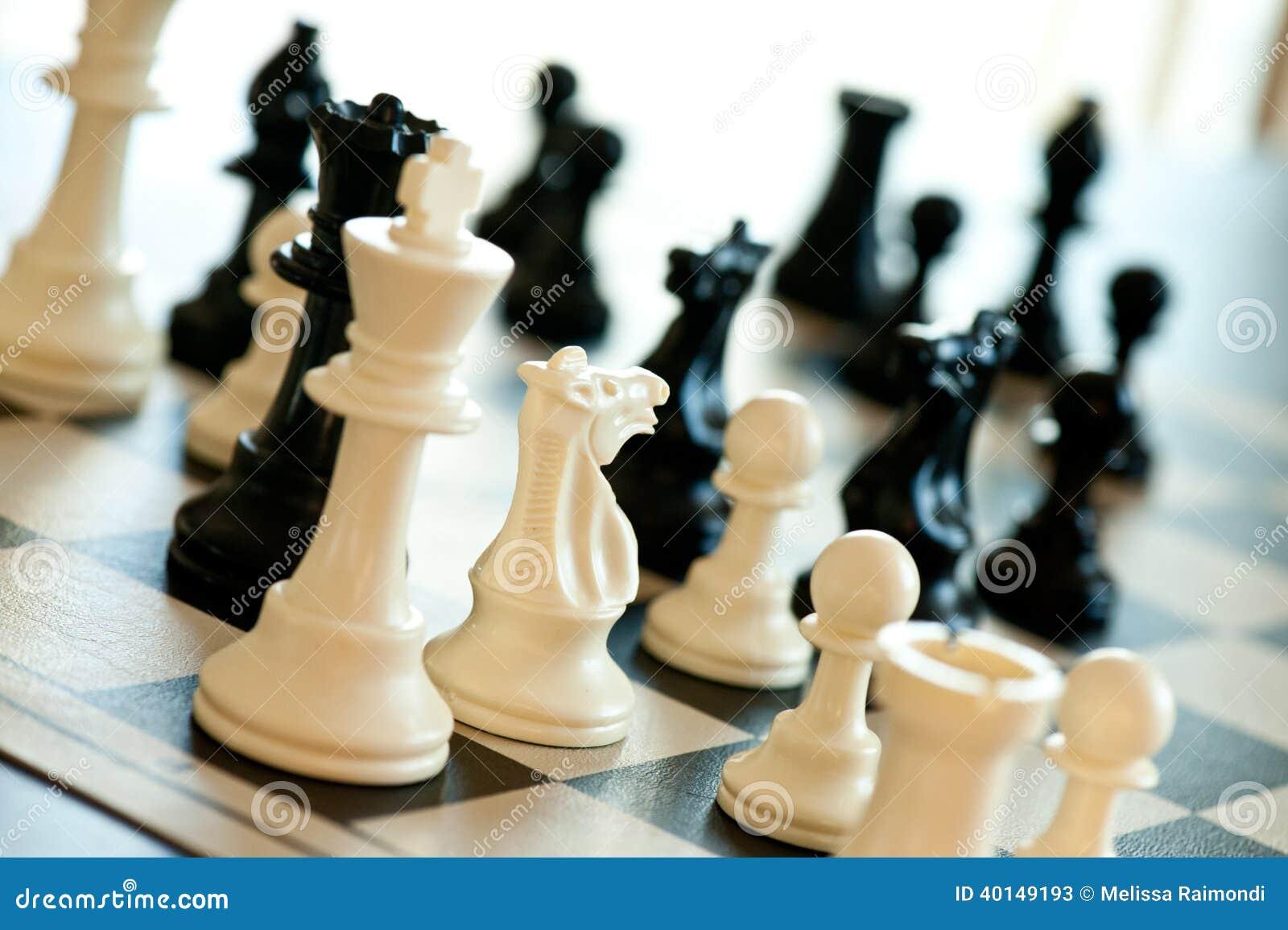 Schach-Spiel