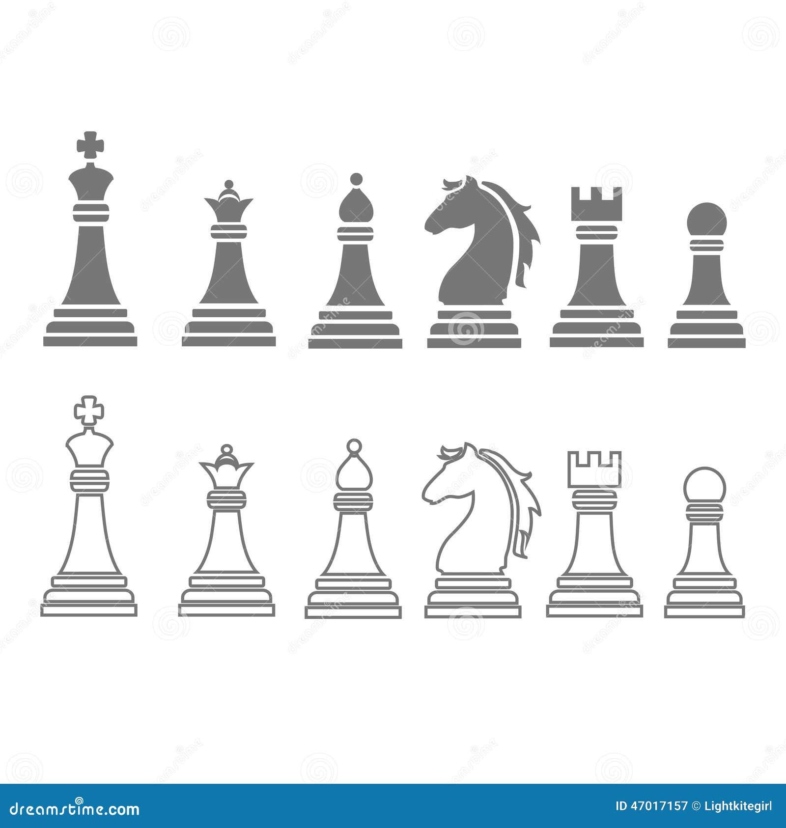 schachfiguren selber machen. originelle diy schachfiguren aus