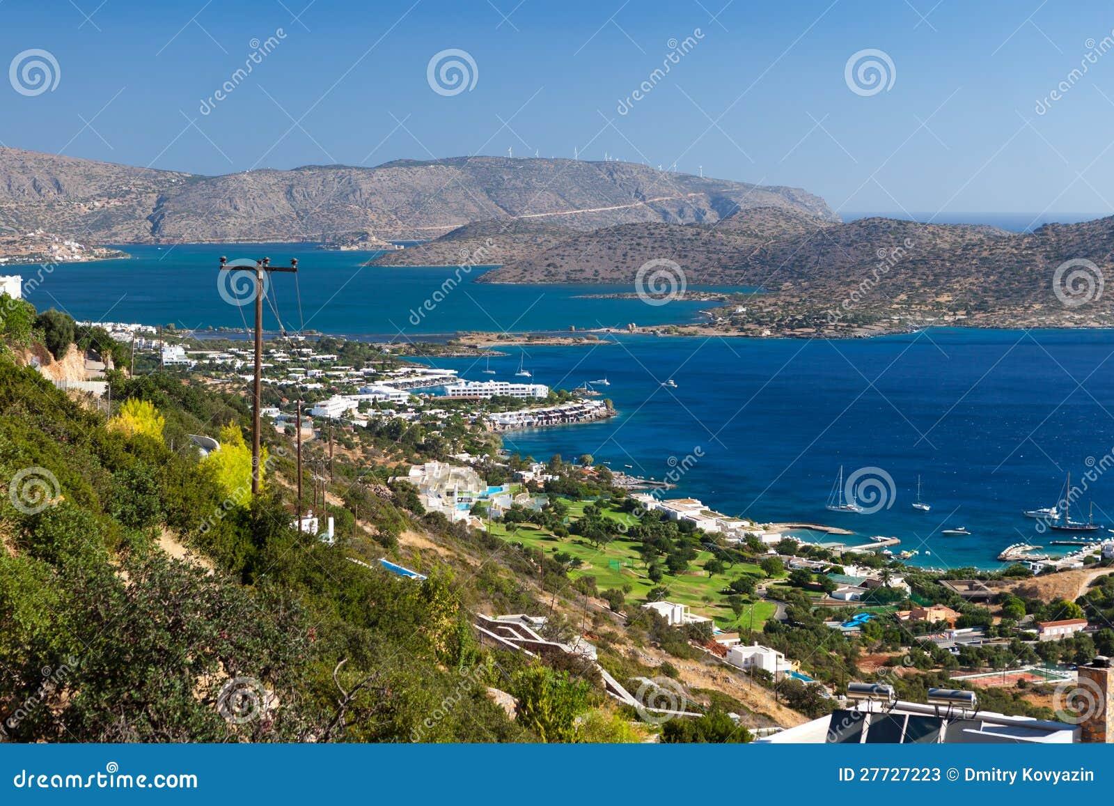 Schacht von Elounda in Kreta