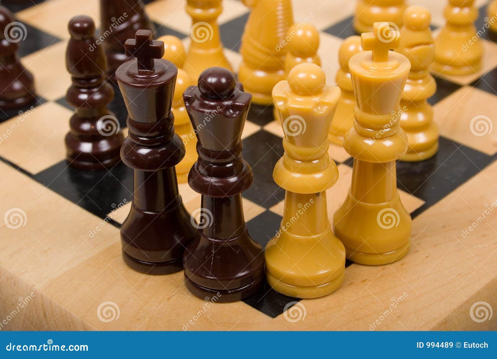 Schackbrädetoppmöte
