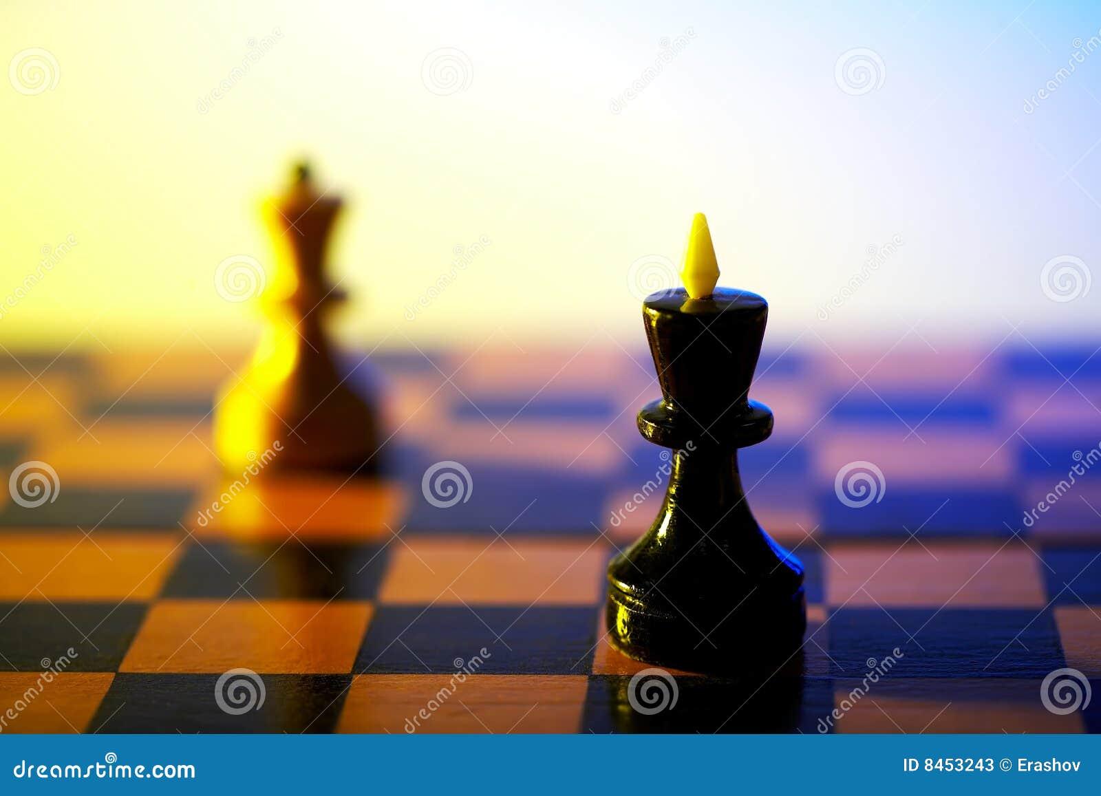 Schackkonung