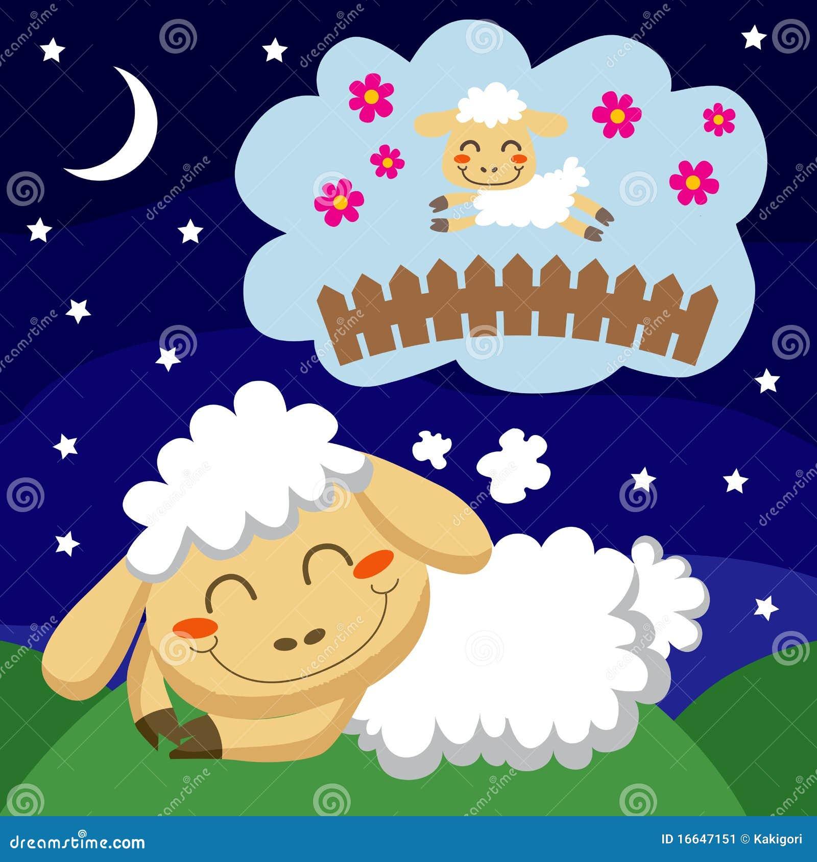 Schafe Die Schafe Z 228 Hlen Stockbild Bild 16647151