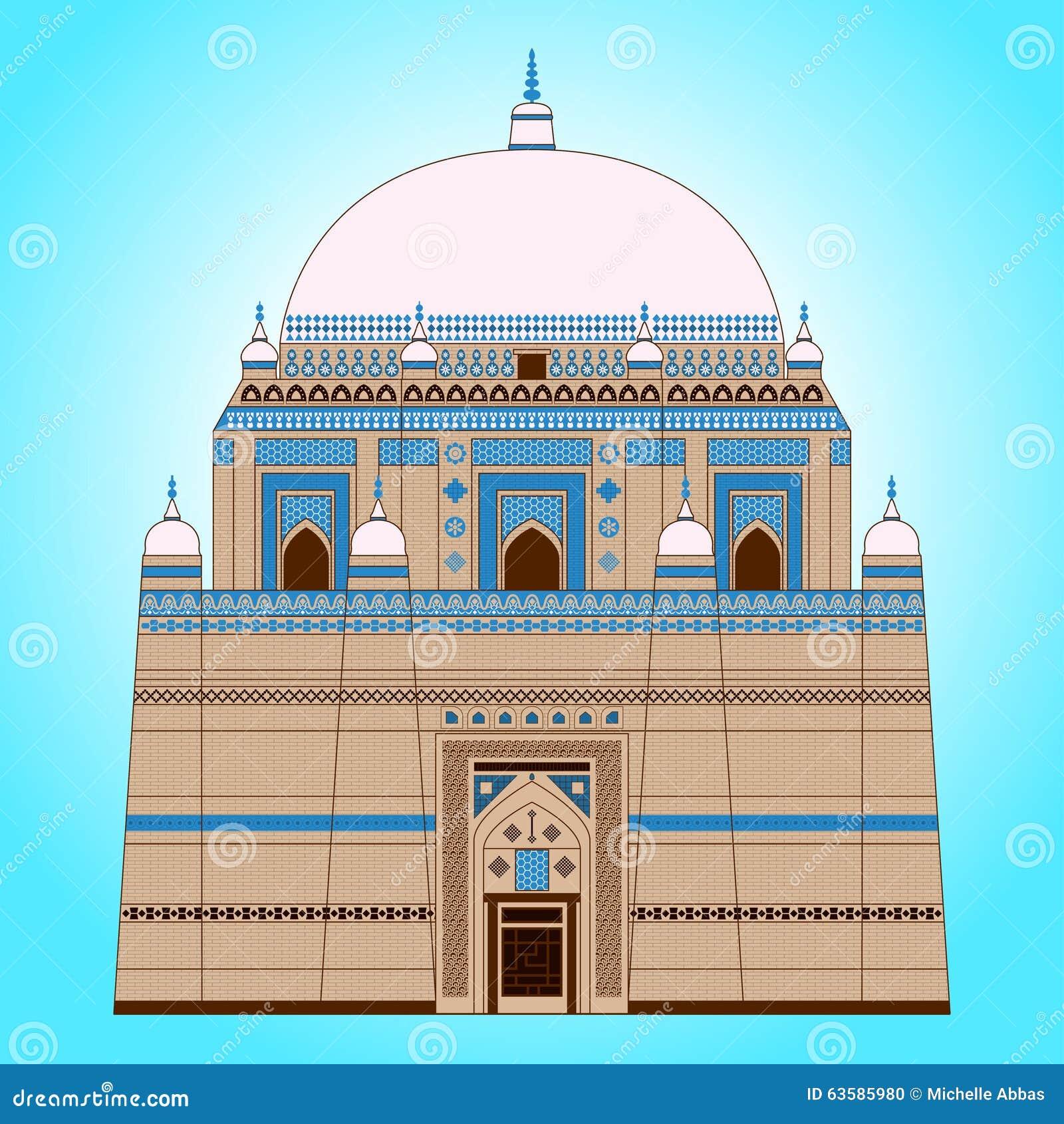 SchahRukn-e-Alam mausoleum