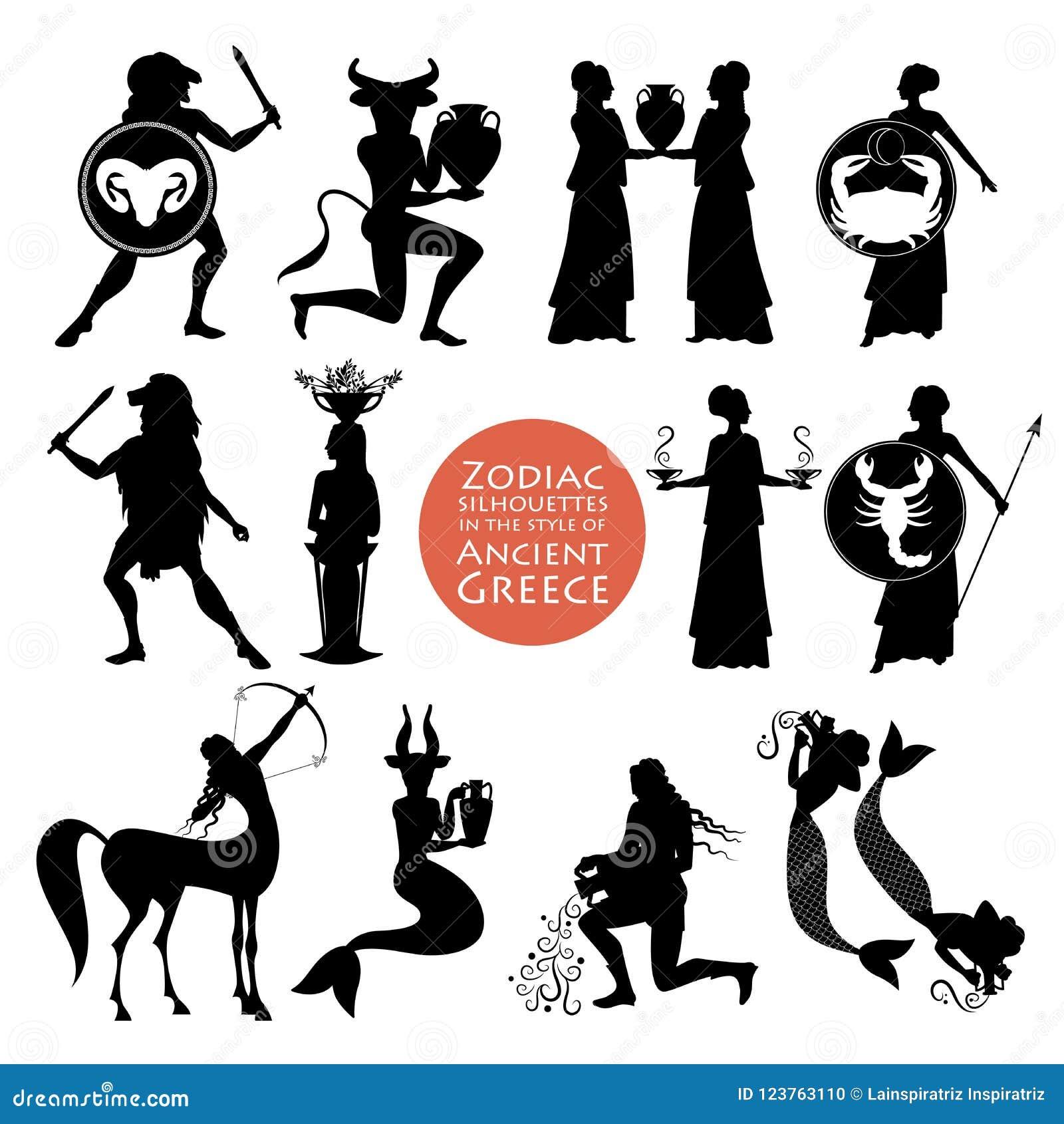 griechische sternzeichen