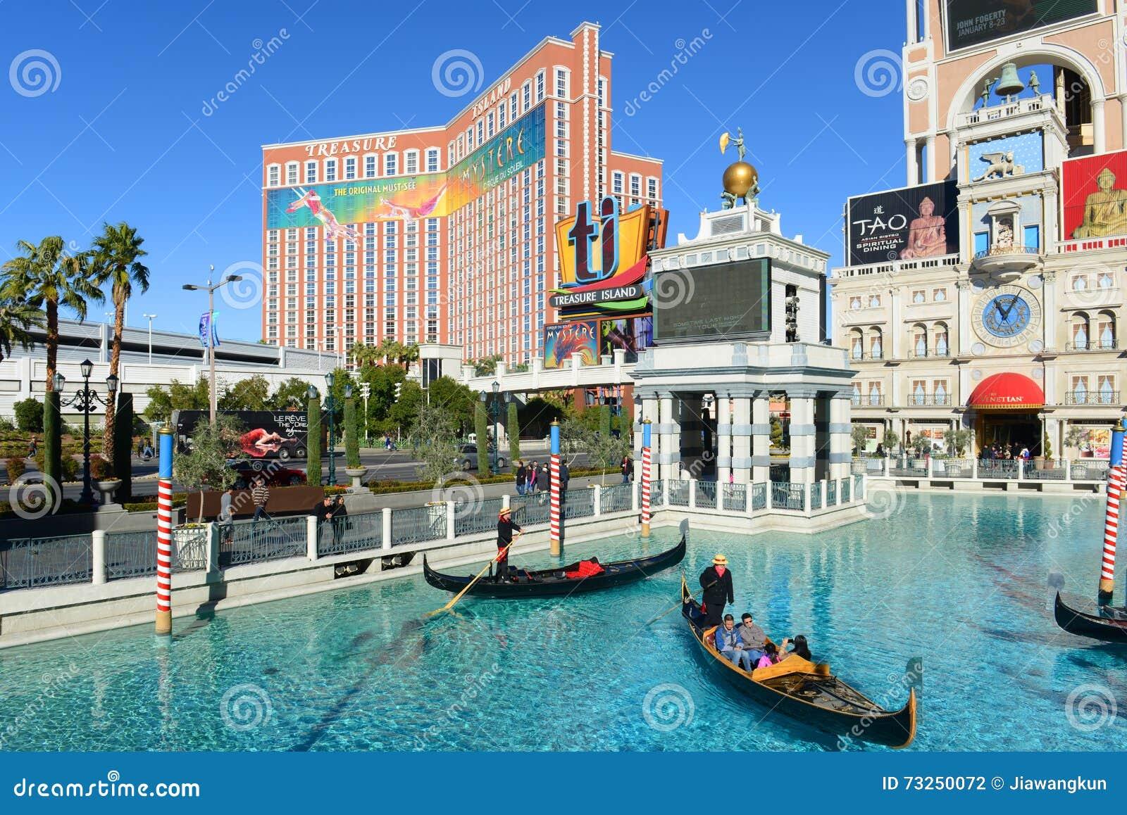 Schatz-Insel, Las Vegas, Nanovolt