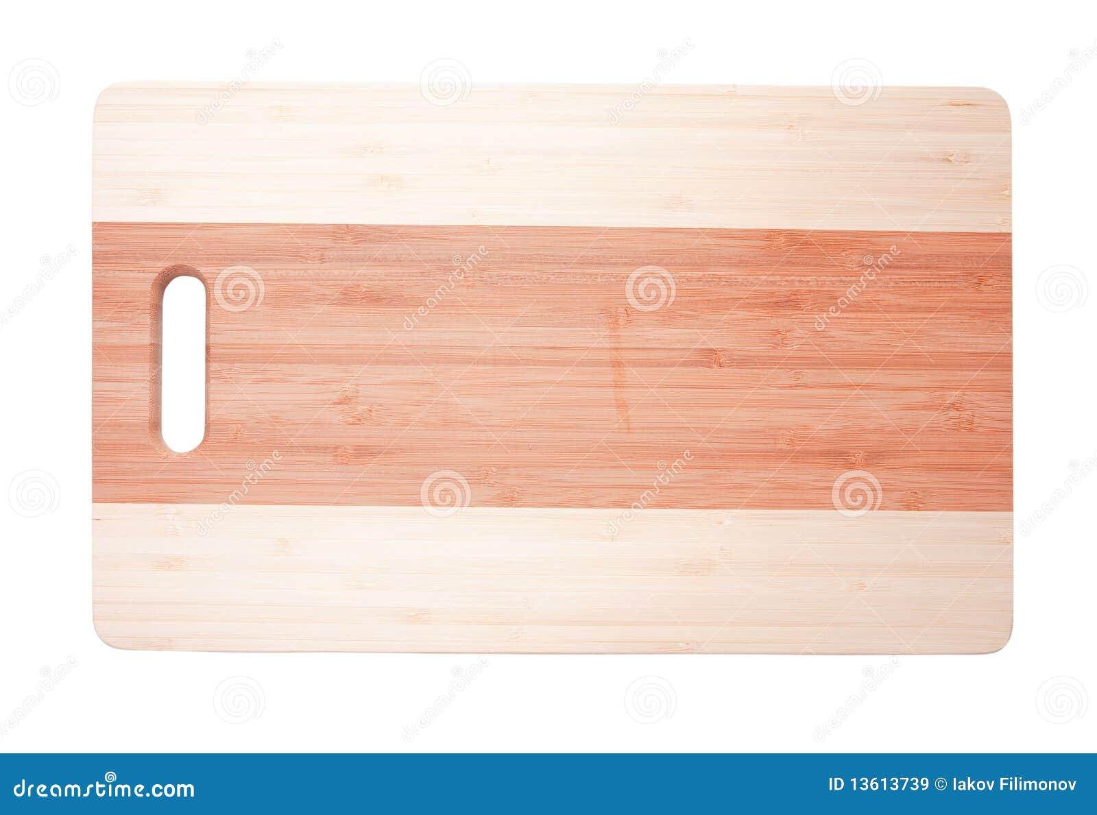 Scheda di taglio di legno,