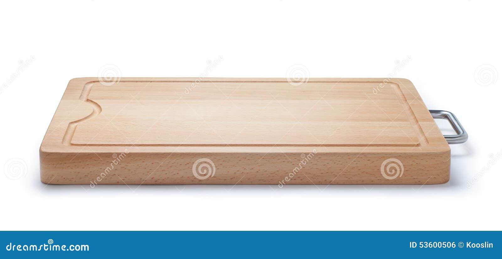 Scheda di taglio di legno