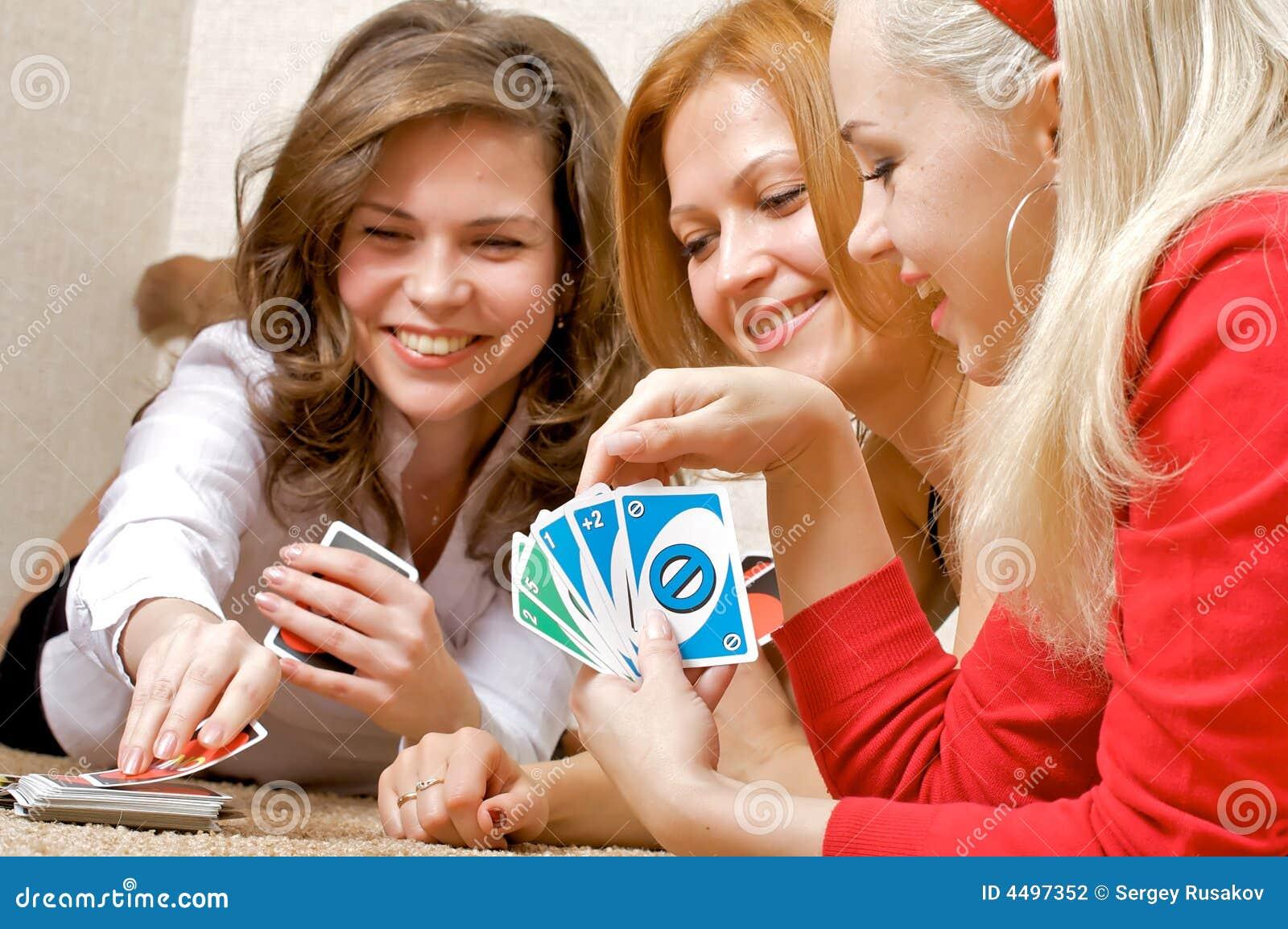 Schede di gioco delle ragazze