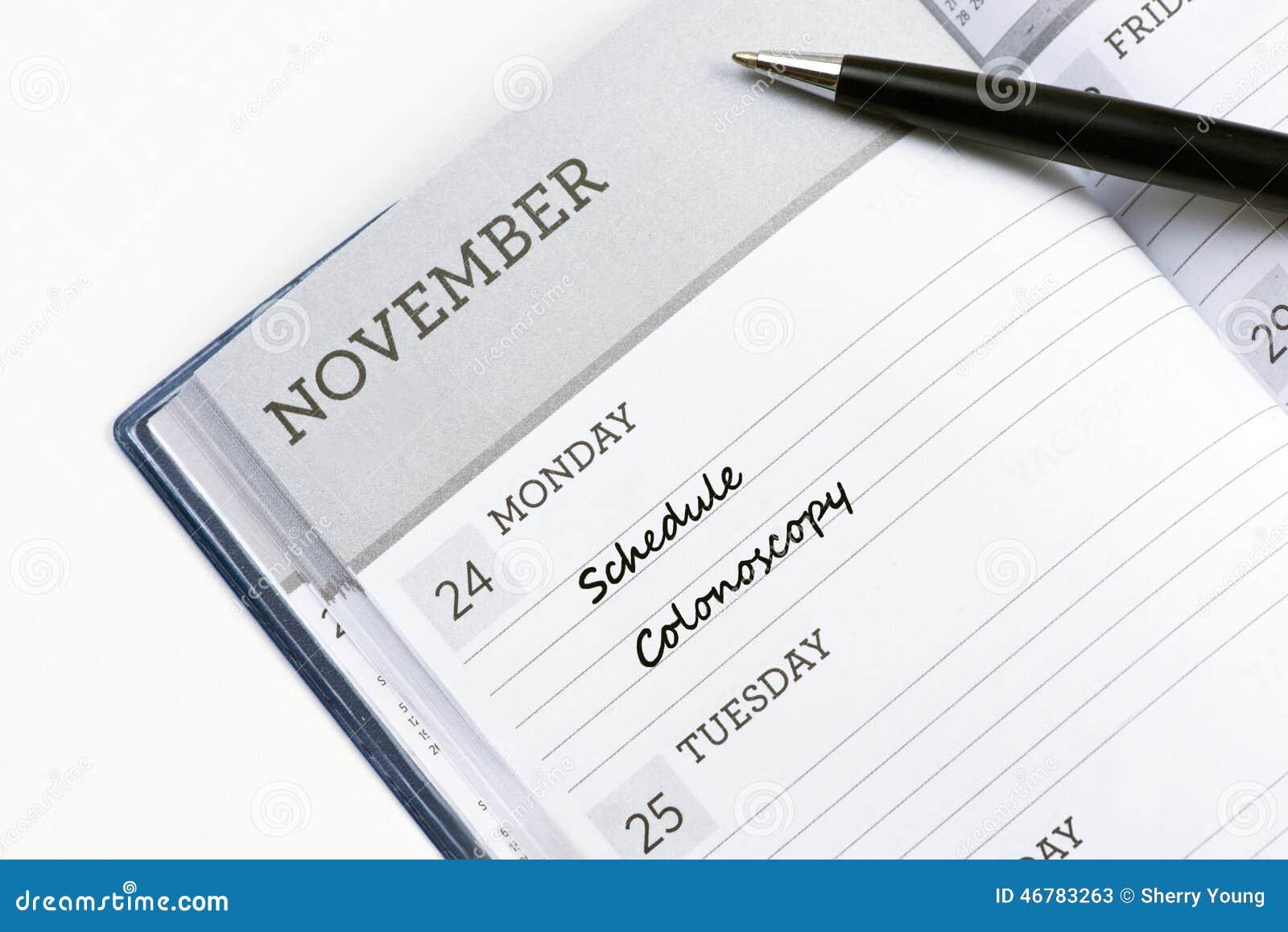 Schedule Colonoscopy