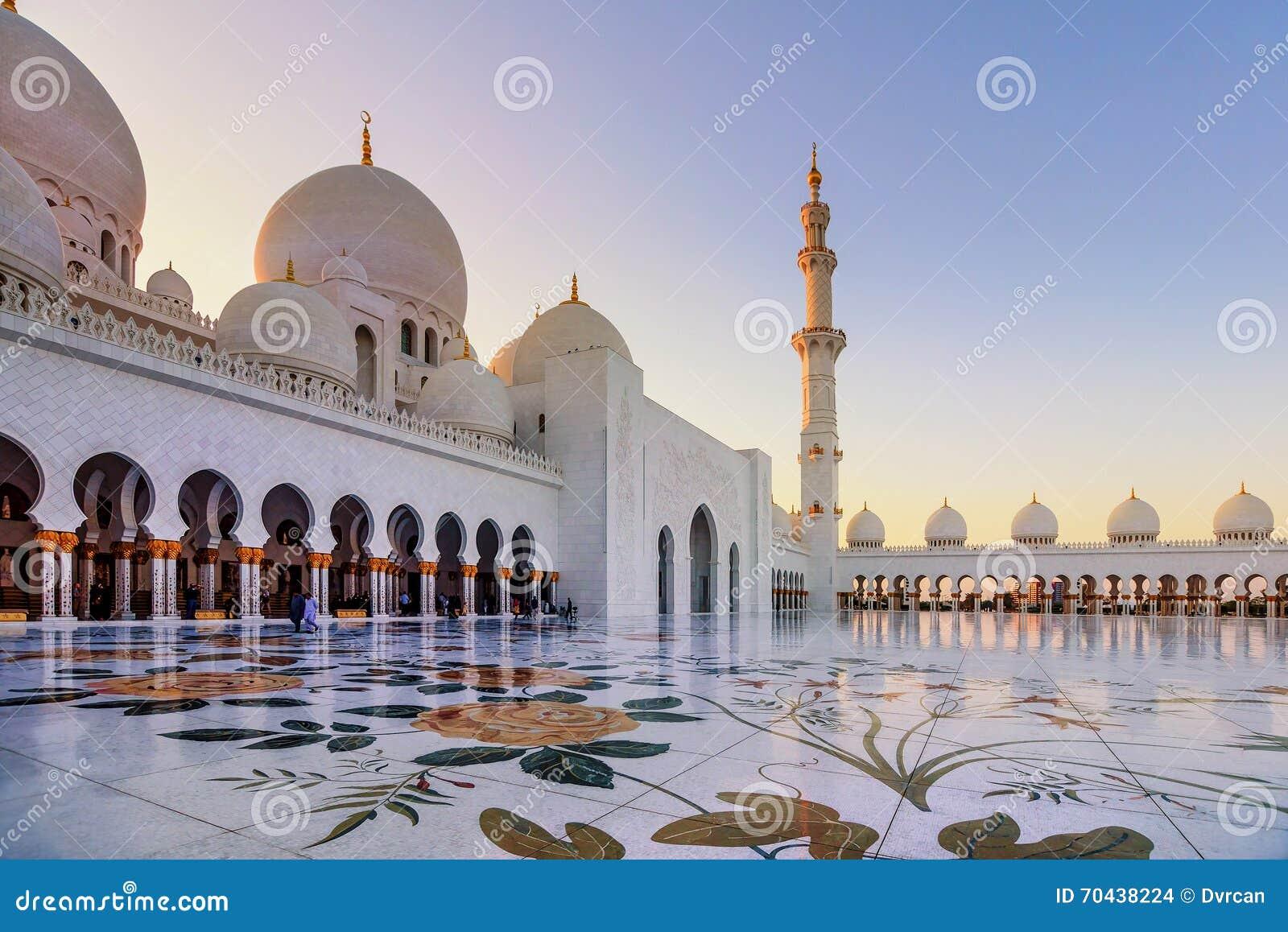 Scheich Von Abu Dhabi