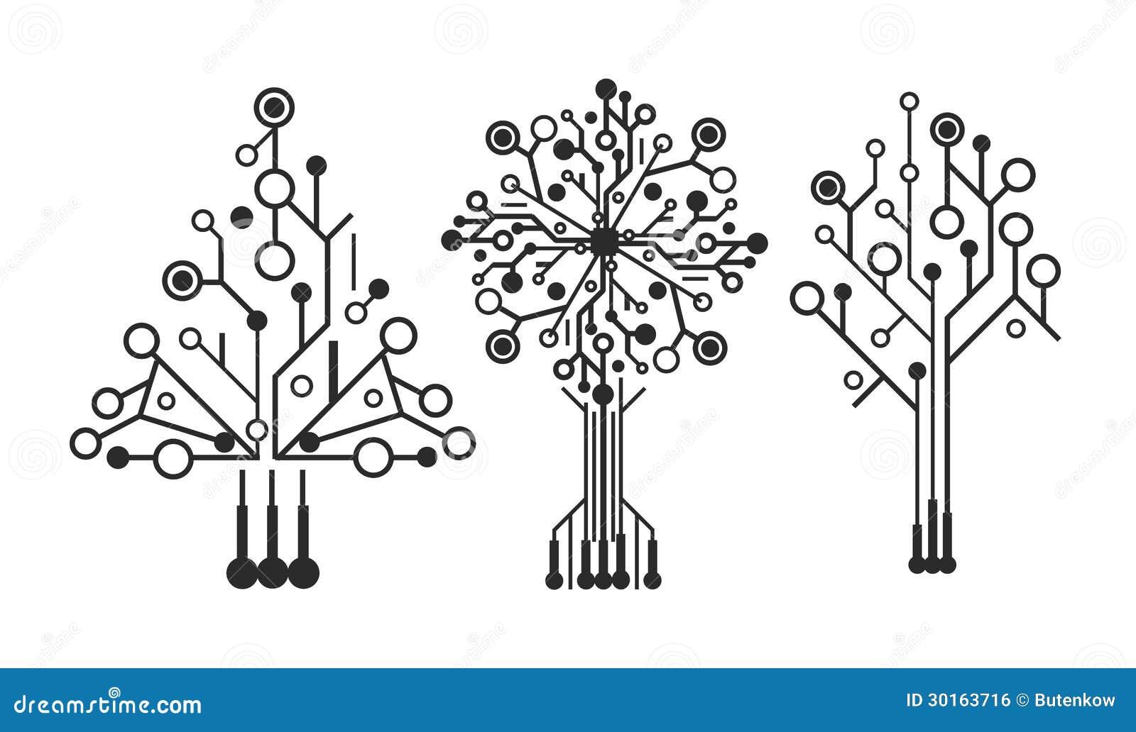 schema di logo illustrazione vettoriale  illustrazione di