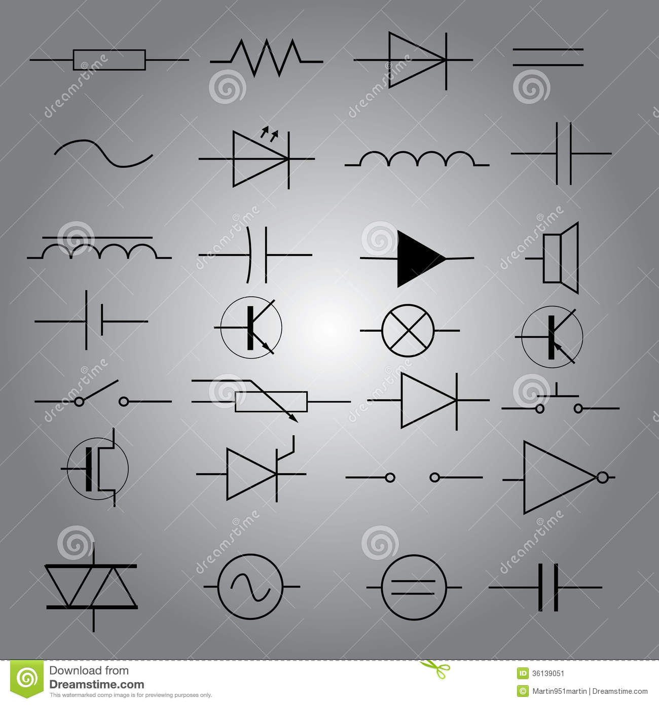 Electrical Engineering Symbols