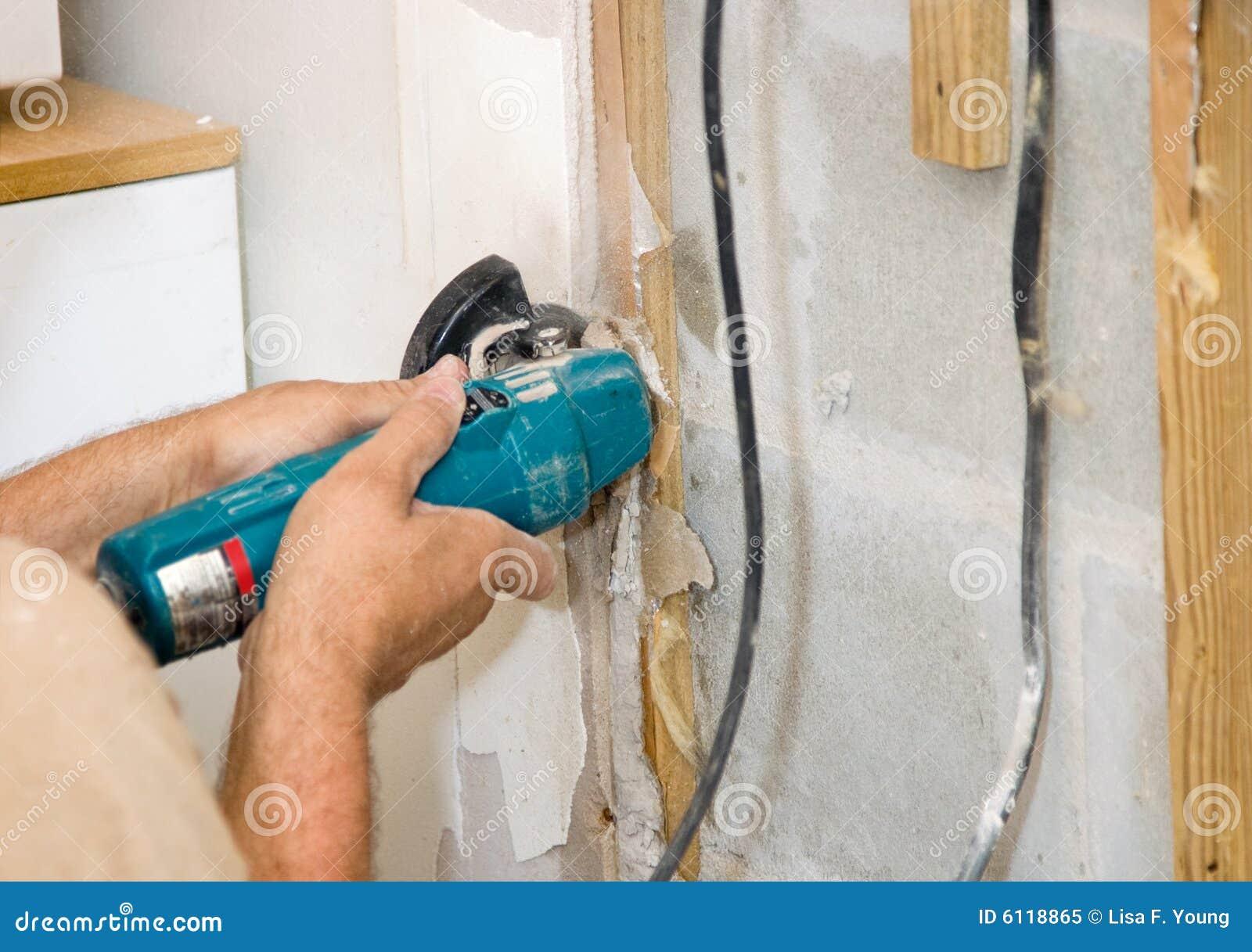 Scherpe Drywall