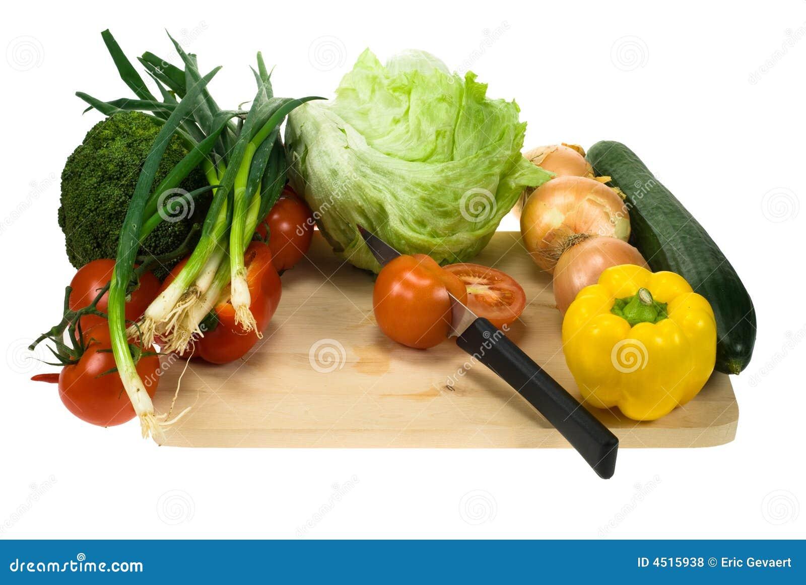 Scherpe groenten
