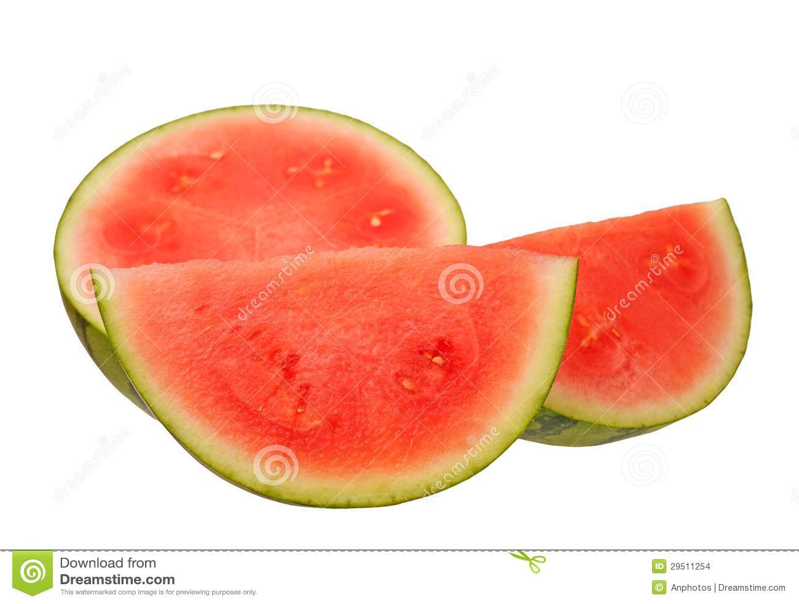 Scherpe watermeloen