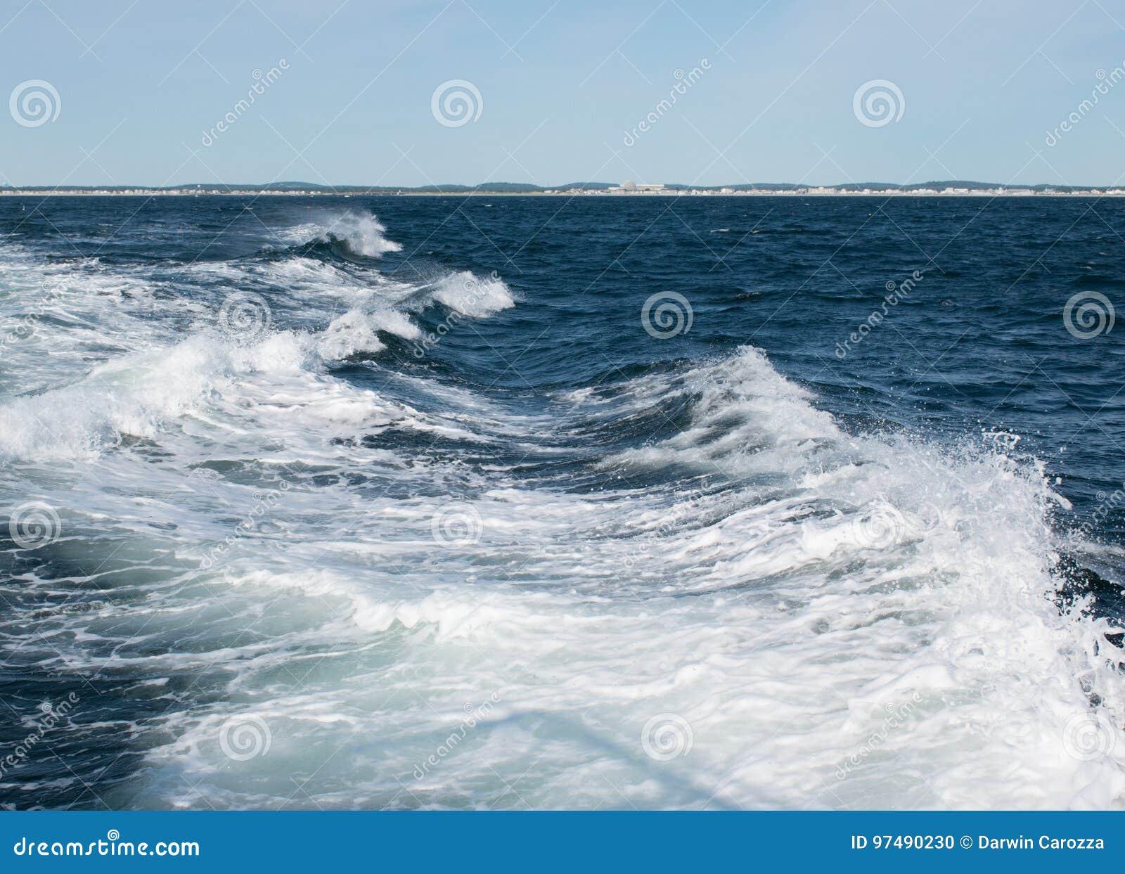 Schianto delle onde
