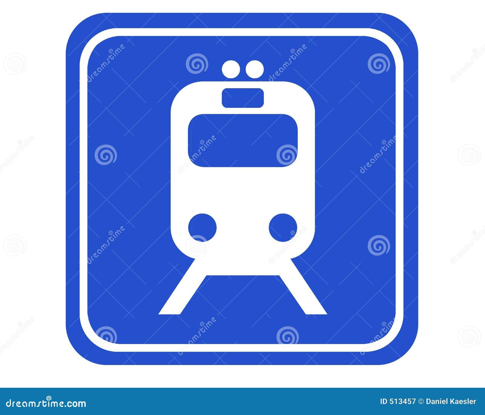 Schienenstation