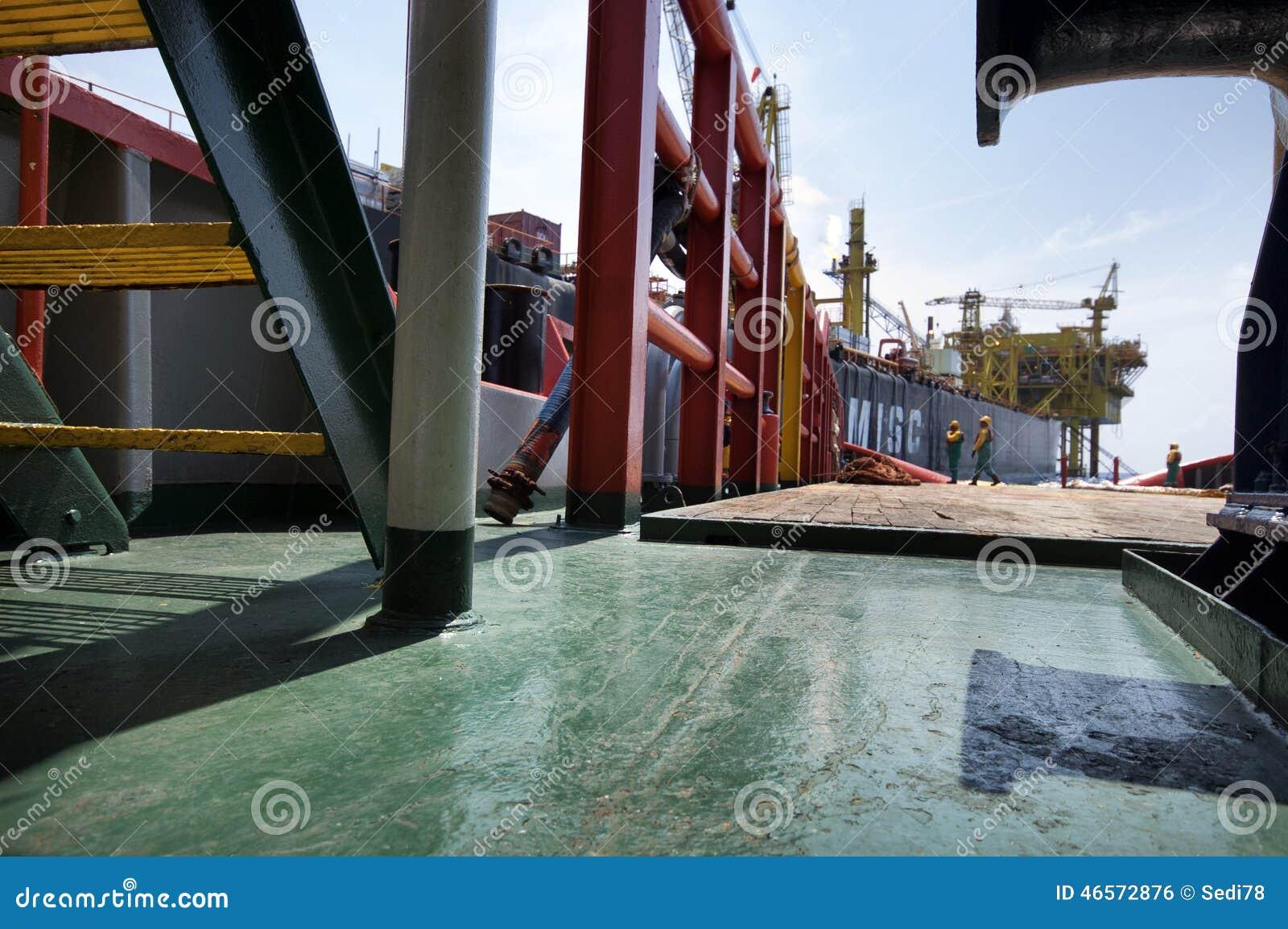 Schiffsschlauch-Behandlungsoperation