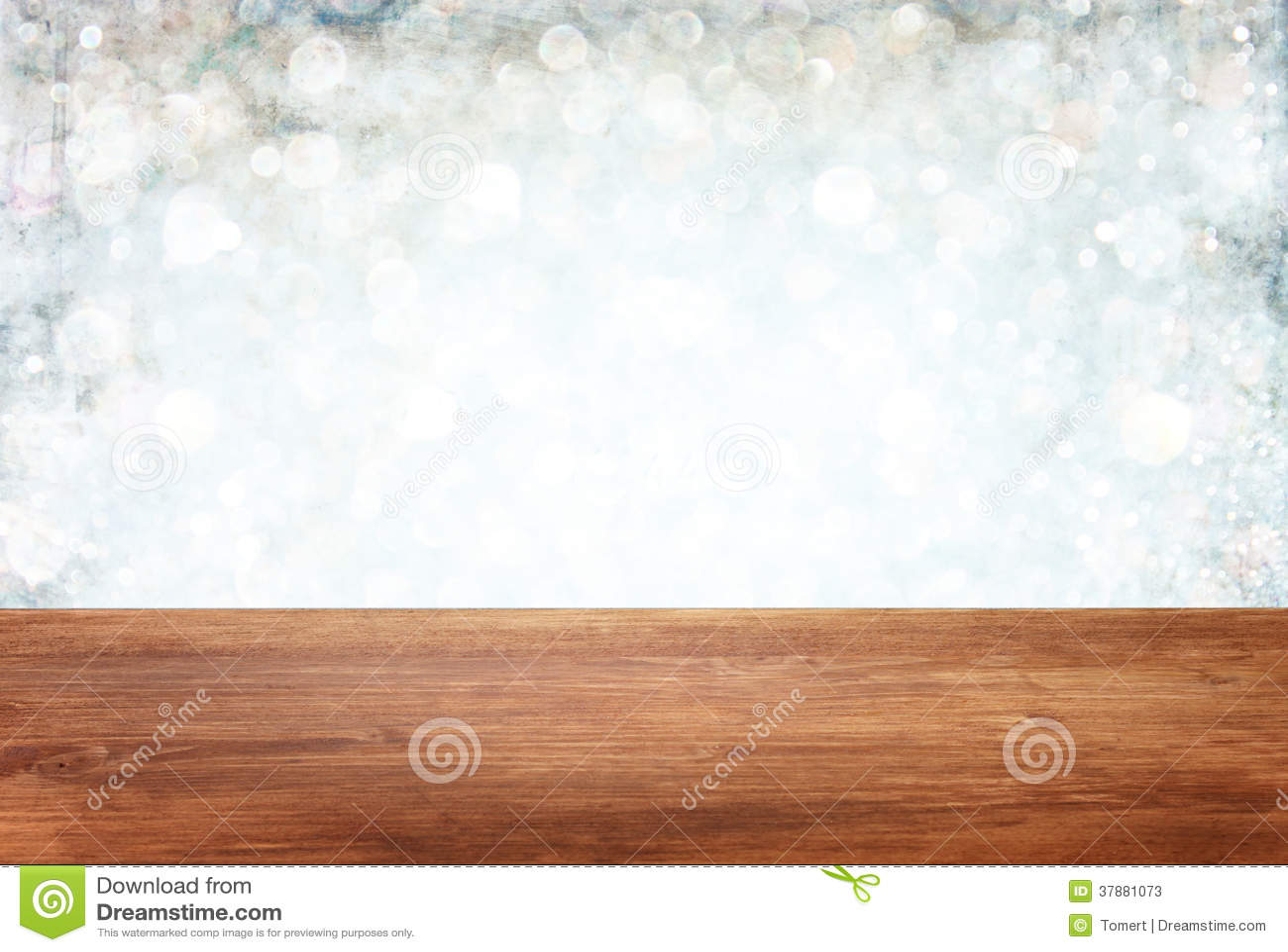 Schitter blauwe uitstekende achtergrond