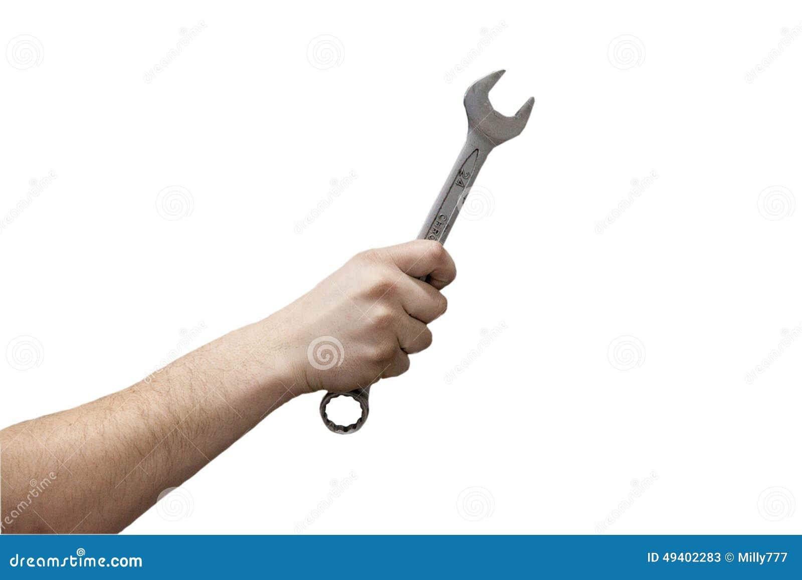Download Schlüssel In Der Hand Eines Mannes Stockbild - Bild von schlüssel, service: 49402283
