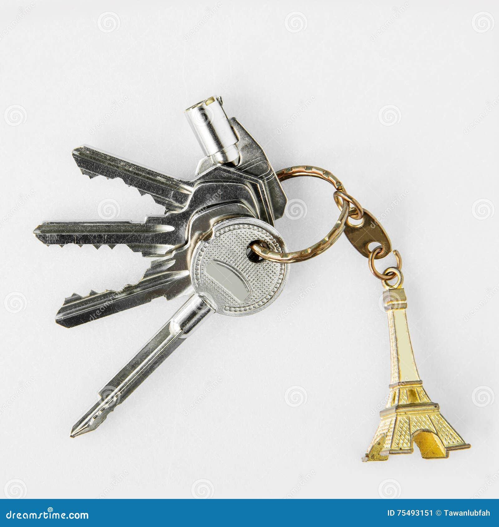 Schlüsselanhänger Frankreich Paris