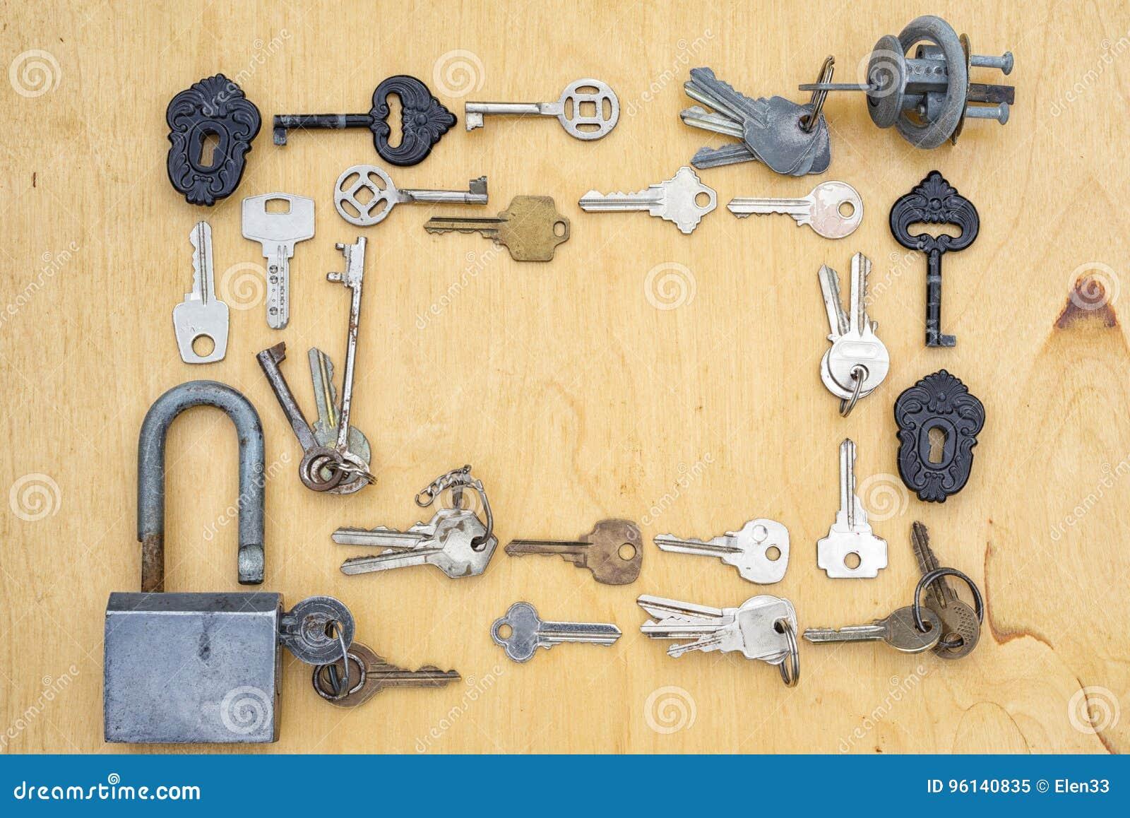 Berühmt Schlüsselrahmen Galerie - Benutzerdefinierte Bilderrahmen ...