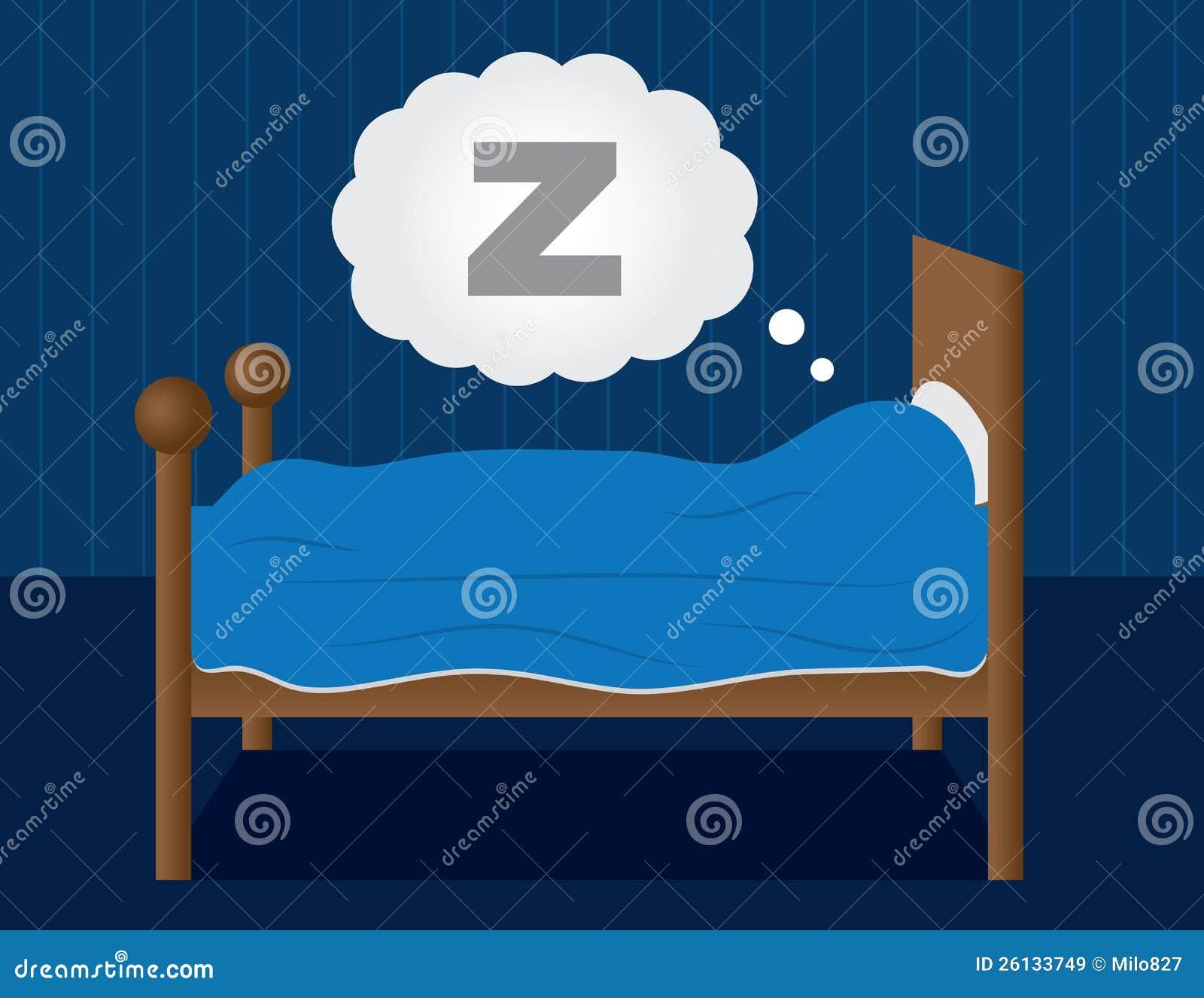 Schlafen im bett lizenzfreie stockbilder bild 26133749 for Bett schlafen