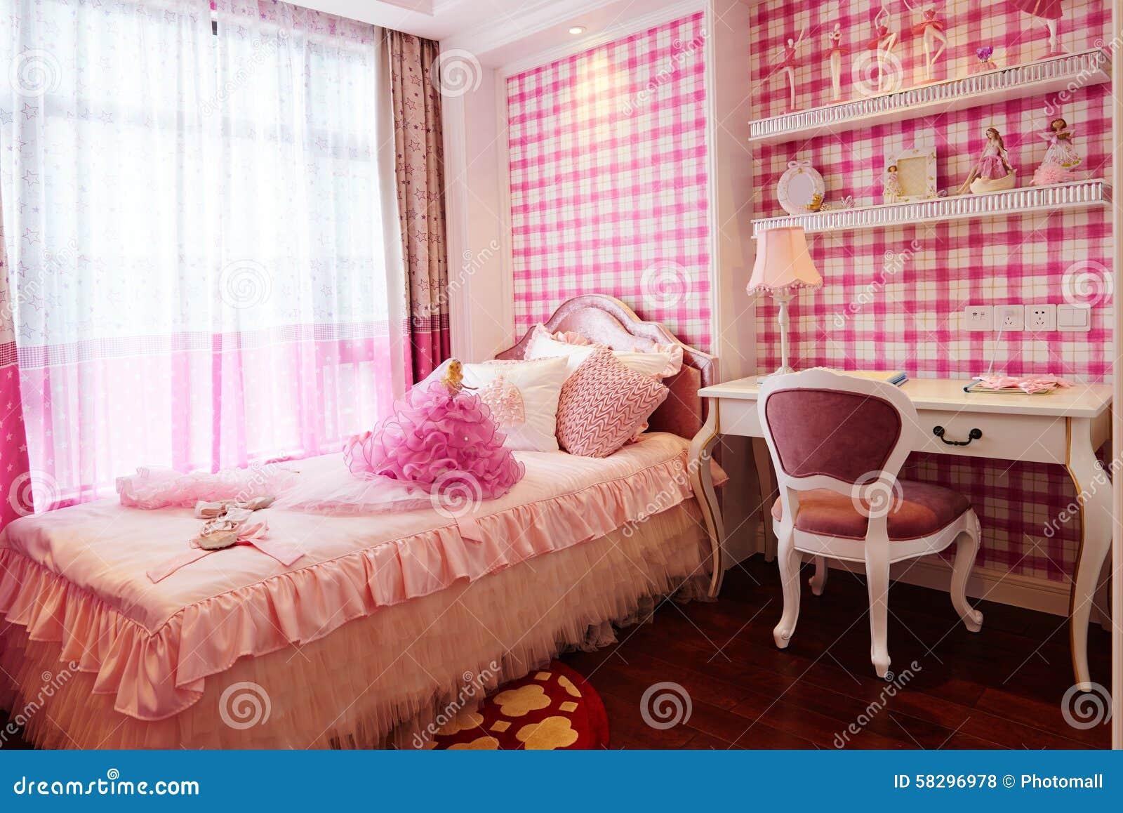 Schlafzimmer der Kinder