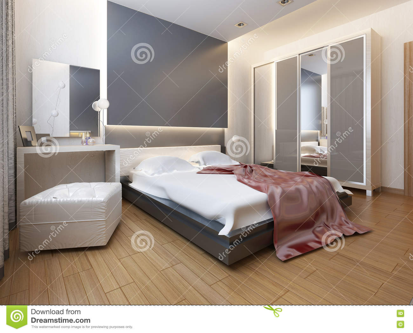 Schlafzimmer Im Orientalischen Artlicht Mit Den Roten Und Gelben . Ideas
