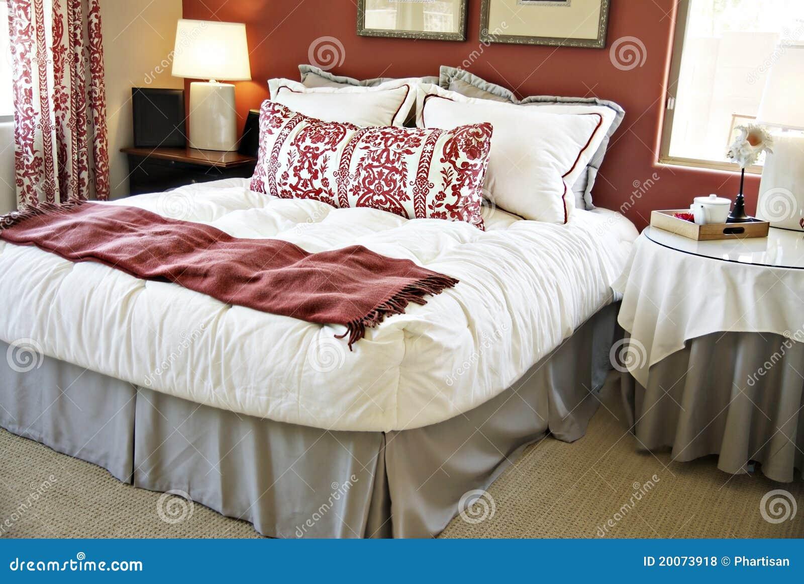schlafzimmereinrichtungen lizenzfreie stockfotos bild. Black Bedroom Furniture Sets. Home Design Ideas