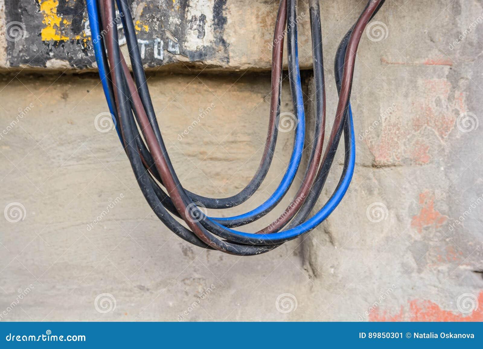 Gemütlich Stromkabel Elektrisch Zeitgenössisch - Elektrische ...