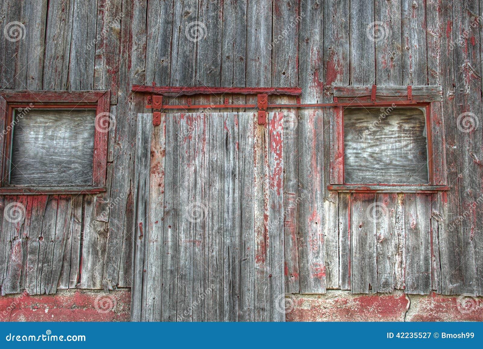Schließen Sie Oben Von Den Türen Und Von Den Fenstern Auf Einem ...