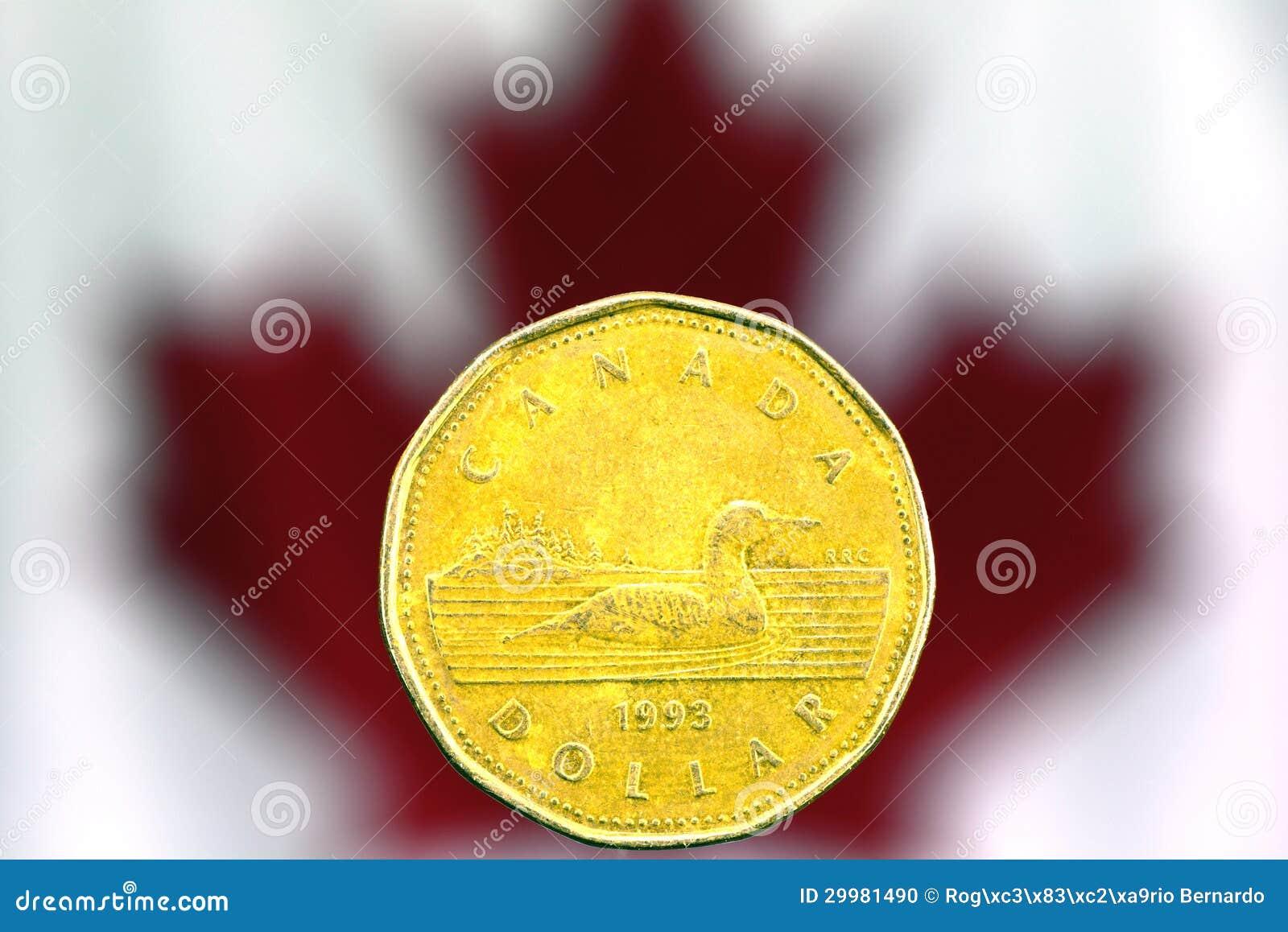 Kanadischer Dollar Redaktionelles Bild Bild Von Dollar 29981490