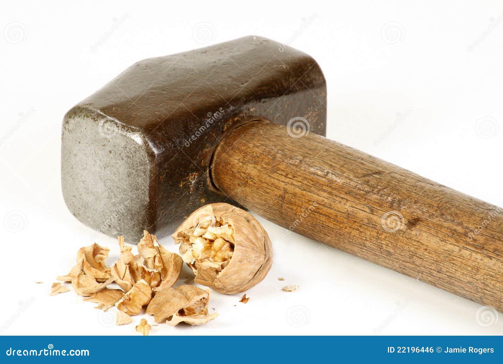 Schlittenhammer und -mutter