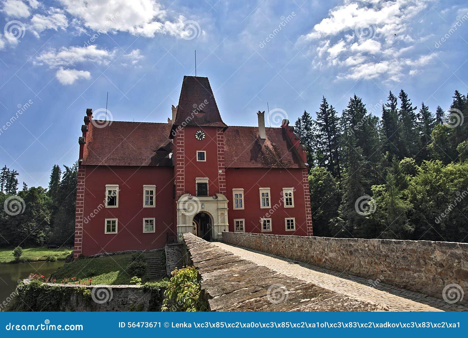 Schloss Cervena Lhota
